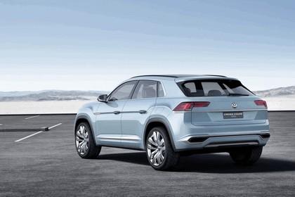 2015 Volkswagen Cross Coupé GTE 2
