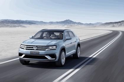 2015 Volkswagen Cross Coupé GTE 4