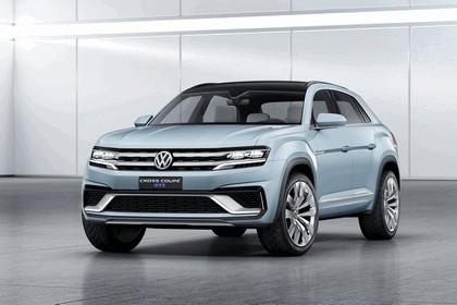 2015 Volkswagen Cross Coupé GTE 7
