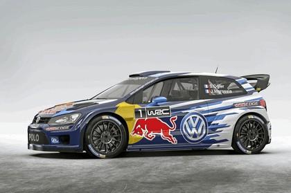 2015 Volkswagen Polo R WRC 2