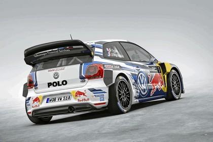 2015 Volkswagen Polo R WRC 3