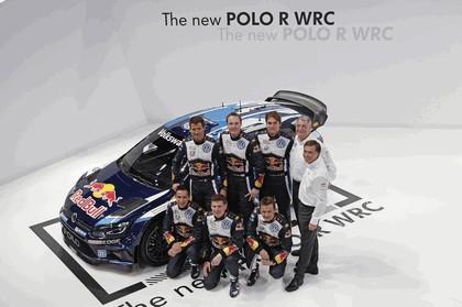 2015 Volkswagen Polo R WRC 11