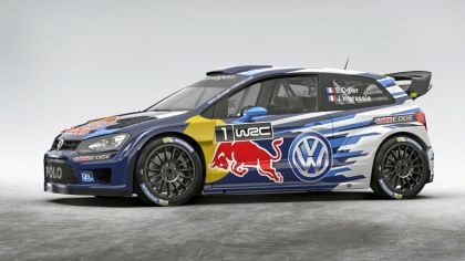 2015 Volkswagen Polo R WRC 1
