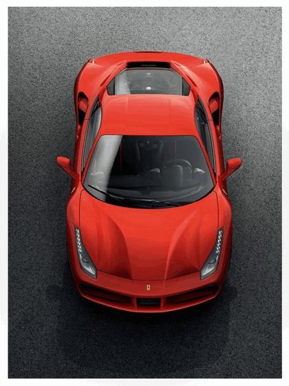2015 Ferrari 488 GTB 7