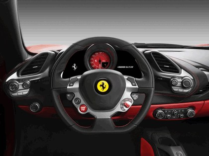 2015 Ferrari 488 GTB 8