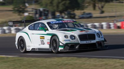 2015 Bentley Continental GT3 - Bathurst 3