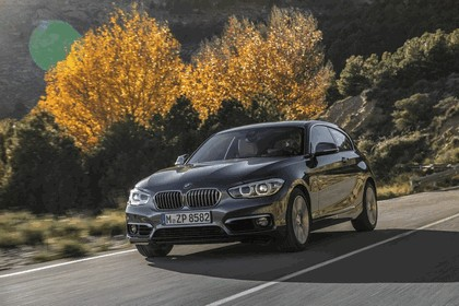 2015 BMW 120d Urban Line 1