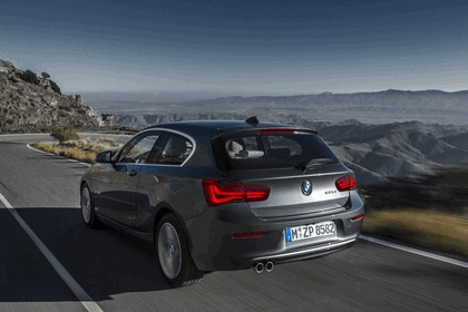 2015 BMW 120d Urban Line 3