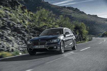 2015 BMW 120d Urban Line 5