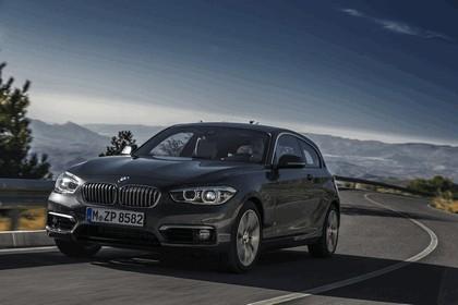2015 BMW 120d Urban Line 6