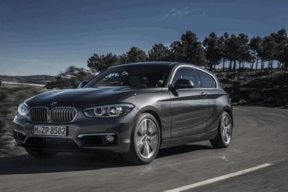 2015 BMW 120d Urban Line 8
