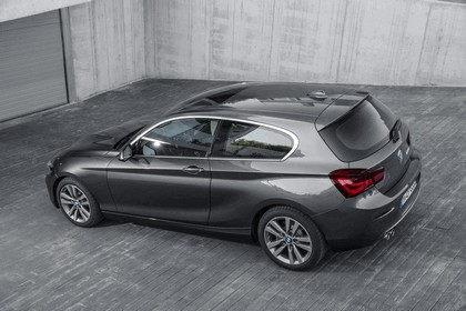 2015 BMW 120d Urban Line 25