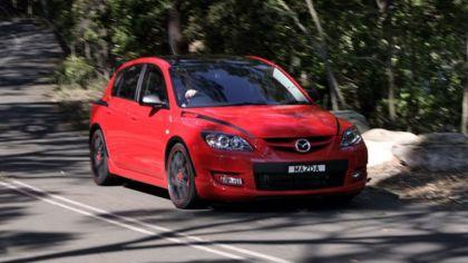 2007 Mazda 3 MPS Extreme 9