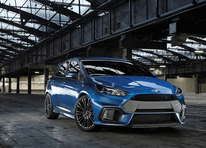 2015 Ford Focus RS 1