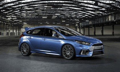 2015 Ford Focus RS 4