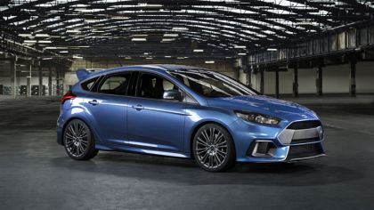 2015 Ford Focus RS 3