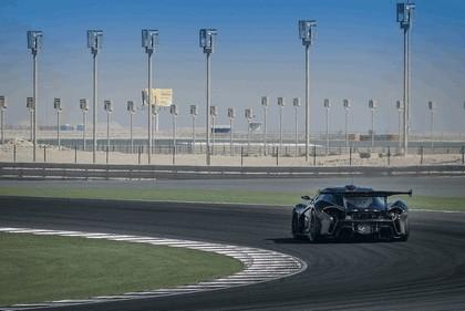 2015 McLaren P1 GTR - test car 3