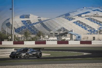 2015 McLaren P1 GTR - test car 4
