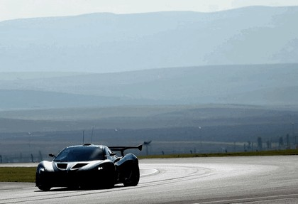 2015 McLaren P1 GTR - test car 5