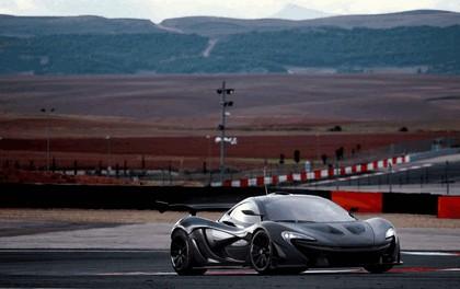 2015 McLaren P1 GTR - test car 7