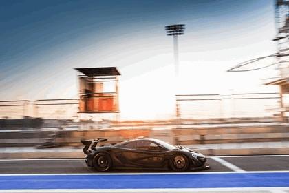 2015 McLaren P1 GTR - test car 10