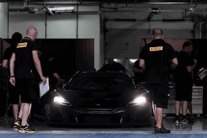 2015 McLaren P1 GTR - test car 11