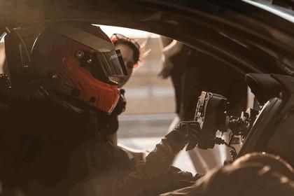 2015 McLaren P1 GTR - test car 12