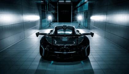 2015 McLaren P1 GTR - test car 13