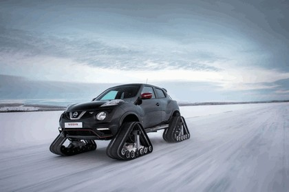 2015 Nissan Juke Nismo RSnow concept 2