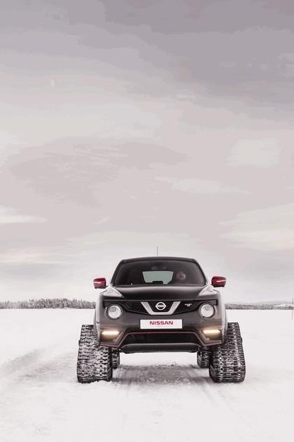 2015 Nissan Juke Nismo RSnow concept 17