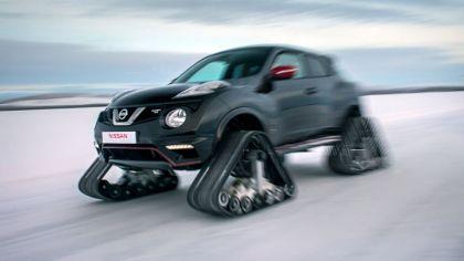 2015 Nissan Juke Nismo RSnow concept 1