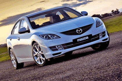 2007 Mazda 6 4