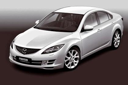 2007 Mazda 6 8