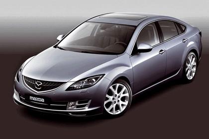 2007 Mazda 6 9