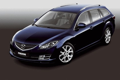 2007 Mazda 6 22
