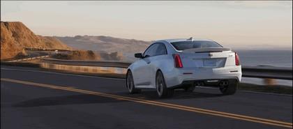 2016 Cadillac ATS-V coupé 3