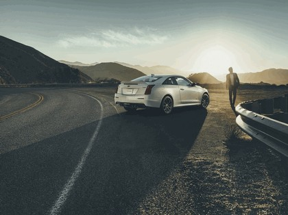 2016 Cadillac ATS-V coupé 5