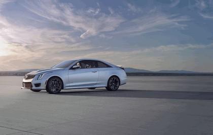 2016 Cadillac ATS-V coupé 7
