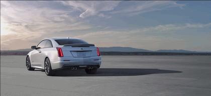 2016 Cadillac ATS-V coupé 9