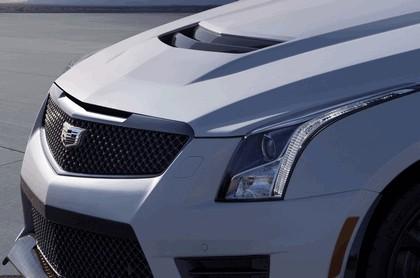2016 Cadillac ATS-V coupé 10