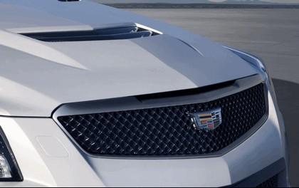 2016 Cadillac ATS-V coupé 11