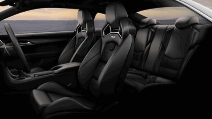 2016 Cadillac ATS-V coupé 13