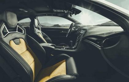 2016 Cadillac ATS-V coupé 14