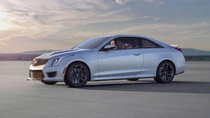 2016 Cadillac ATS-V coupé 8