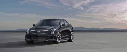 2016 Cadillac ATS-V sedan 1