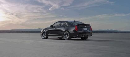 2016 Cadillac ATS-V sedan 2