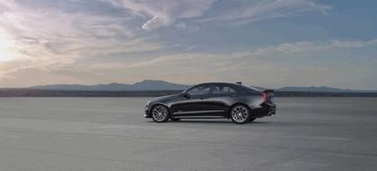 2016 Cadillac ATS-V sedan 3