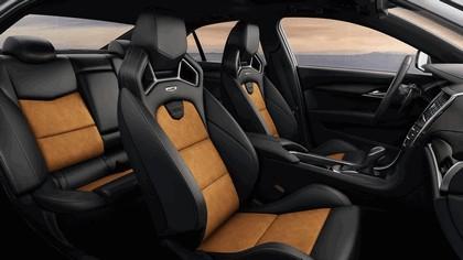 2016 Cadillac ATS-V sedan 5