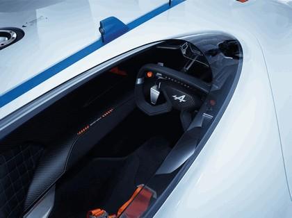 2015 Alpine Vision Gran Turismo 10