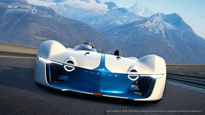 2015 Alpine Vision Gran Turismo 13